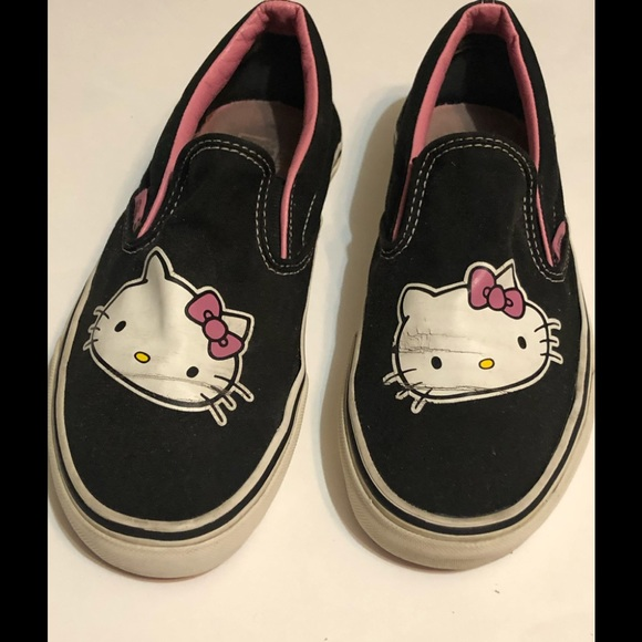 dd76e786a Hello Kitty Van Flats Loafers Sz 7 Women. M_5caa2f1fbbf07611b8fd8b9e